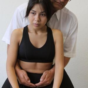Test einer Magensenkung