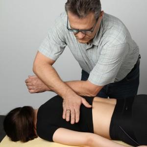 Behandlung Bauchlage